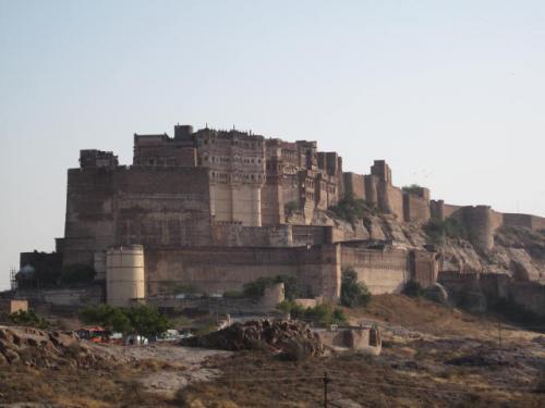 Jodpur castle